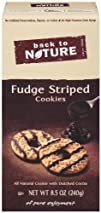 Back To Nature Fudge Striped Cookies,…