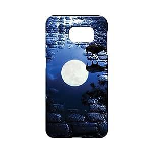 BLUEDIO Designer 3D Printed Back case cover for Samsung Galaxy S7 Edge - G6805