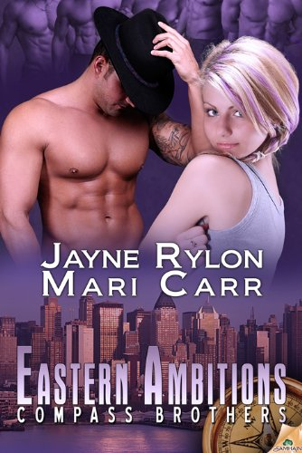 Eastern Ambitions: Compass Brothers, Book 3