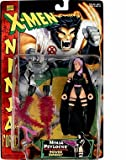 "The Uncanny X-Men Ninja Force PSYLOCKE 5"" Action Figure (1996 ToyBiz)"