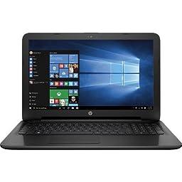 2016 Newest HP 15.6-inch Premium Laptop PC, AMD Quad-Core APU 2.0GHz Processor, 4GB DDR3 RAM, 500GB Hard Drive, AMD Radeon R4 Graphics, SuperMulti DVD Burner, HDMI, Wifi, Windows 10