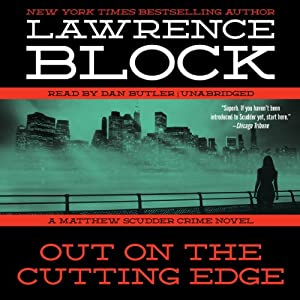 Out on the Cutting Edge Audiobook