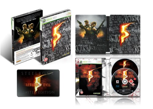 Resident Evil 5 - Limited Edition (Xbox 360)