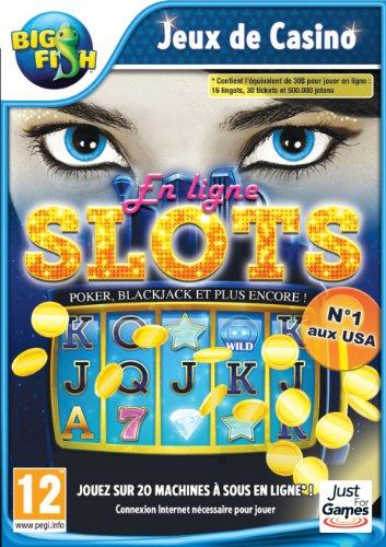 Jeu casino en ligne for Big fish casino slots