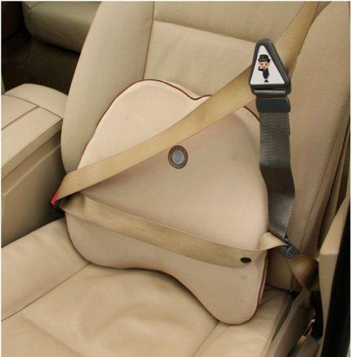 Services for You Child Seat Belts Adjustable Safety Guard Strap for Children (Random Color)