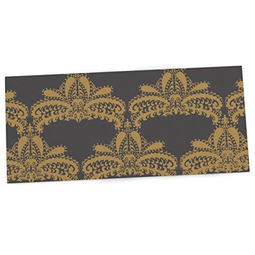 kess inhouse nandita singh decorative motif gold. Black Bedroom Furniture Sets. Home Design Ideas