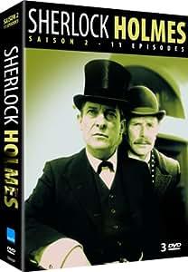 Sherlock Holmes: Saison 2 (Version française)
