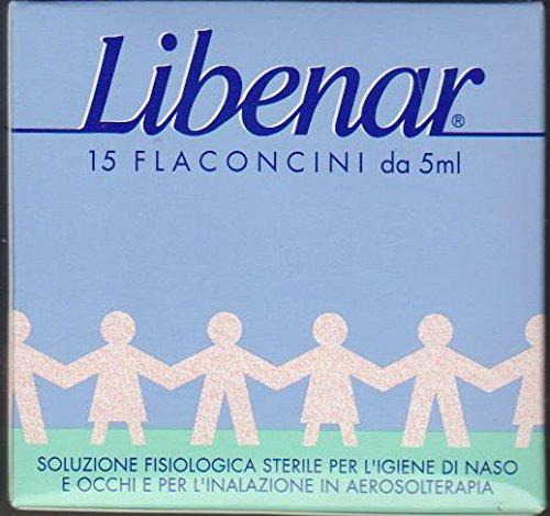 Libenar Soluzione fisiologica 15 flaconcini