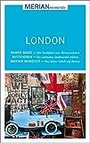 London: MERIAN momente - Mit Extra-Karte zum Herausnehmen
