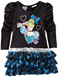Disney Girls 2-6X Toddler Cinderella Dress