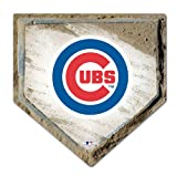MLB Chicago Cubs Home Plate Design Mouse Pad