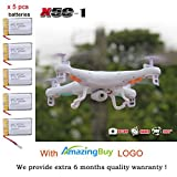 Amazingbuy - Syma X5C-1 2.4Ghz 6-Axis Gyro RC Quadcopter Drone UAV RTF UFO With HD Camera - New Upda