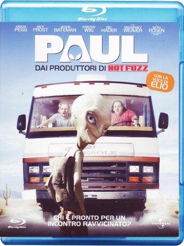 Paul [Blu-ray] [IT Import]