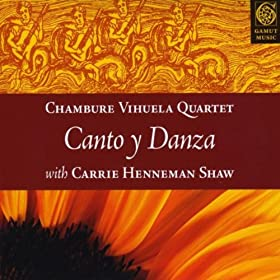 Canto y Danza (feat. Carrie Henneman Shaw)
