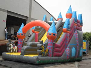 Castillo Medieval Inflable