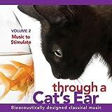 猫用ヒーリングミュージック「にゃんミュージック 室内ネコのためのストレスフリーな楽しみの音楽」 癒やし ストレス 病気 元気に