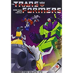 Transformers: More Than Meets The Eye! Season 2 Vol. 1