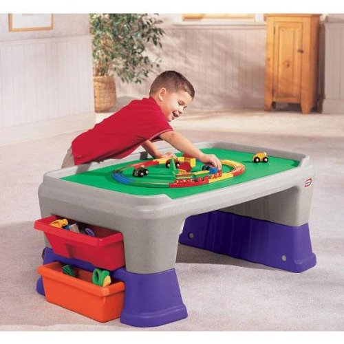 Step 2 Picnic Table Little Tikes Easyadjust Play Table By