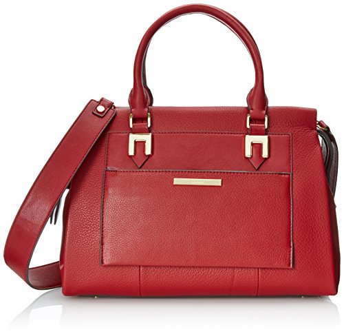 Nine West 9W City Chic Tilden Top Handle Bag, Red, One Size