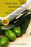 img - for Natural Skin Remedies : Natural Remedies to Benefit the Skin naturally. book / textbook / text book