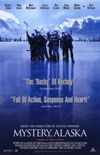 Mystery Alaska - Movie Poster - 11 x 17