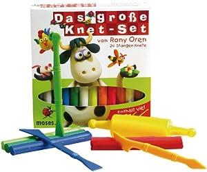 moses 4003 - Das große Knetset von Rony Oren, Kinderknete