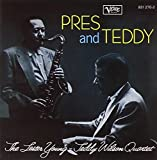 Pres And Teddy (w/Teddy Wilson) (+1 bonus trk) (1956)