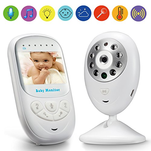 Baby Monitor,GooDee 2.4