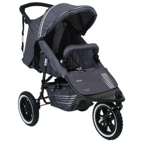 Jogging Stroller With Swivel Wheel front-755219