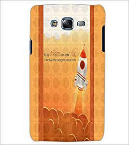 PrintDhaba Quote D-3317 Back Case Cover for SAMSUNG GALAXY ON 7 (Multi-Coloured)