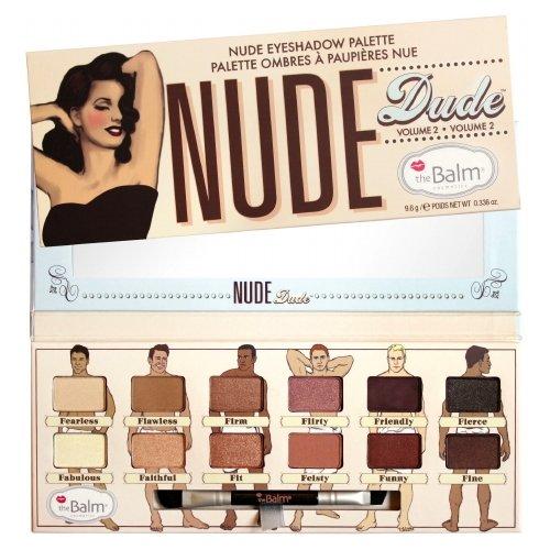 (6 Pack) theBalm Nude Dude Nude Eyeshadow Palette - Volume 2