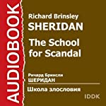 The School for Scandal [Russian Edition] | Richard Brinsley Sheridan