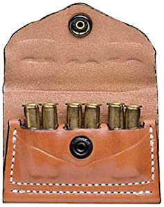 DeSantis 2X2X2 Cartridge Pouch 38/357 Tan