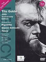 Verdi | Gobbi: 100 Anniversary [Tito Gobbi, Renata Scotto, Denis Wicks, Neil Howlett] [ICA Classics: ICAD 5118] [DVD] [2013]