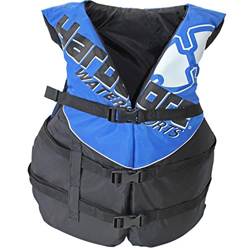 Adult Life Jacket Vest - US Coast Guard approved Type III