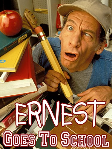 Ernest Goes to School on Amazon Prime Instant Video UK