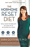 img - for The Hormone Reset Diet: Heal Your Metabolism to Lose Up to 15 Pounds in 21 Days book / textbook / text book