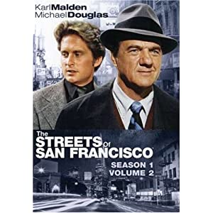 The Streets of San Francisco - Season 1, Vol. 2 movie