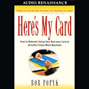 Here's My Card | [Bob Popyk]