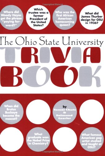 Image for Ohio State Trivia Book