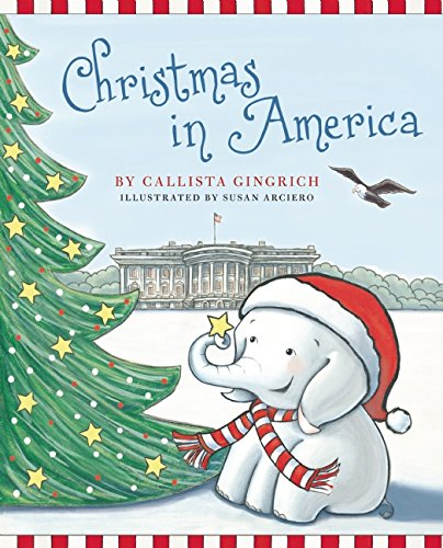 Christmas in America (Ellis the Elephant) PDF