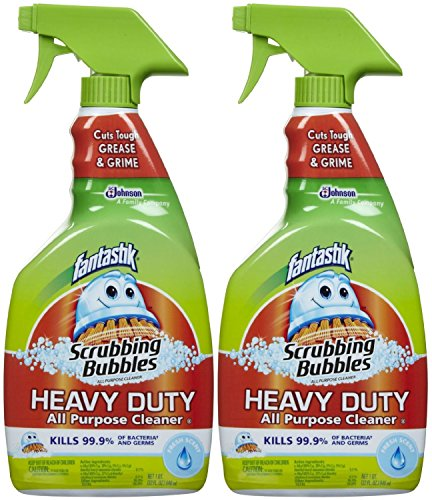 Fantastik Heavy Duty All Purpose Cleaner - 32 oz - 2 pk (Heavy Duty Green Cleaner compare prices)