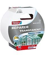 Tesa 56349-00001-01 Réparer Transparent Réparation Invisible 10 m x 48 mm