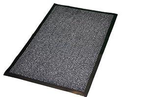 Everest Floor Mat - SKY - 60x90cm - Anthracite - Outdoor and Indoor Use (e.g. Garden, Office, Front Door, Garage)