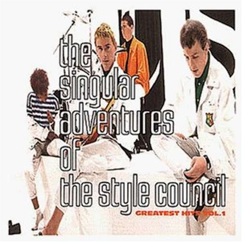 The Style Council - Singular Adventures - Zortam Music