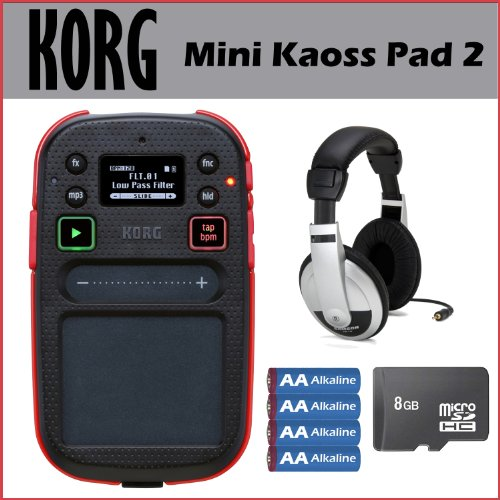 Korg MINIKP2 Mini Kaoss Pad 2 Effect Processor