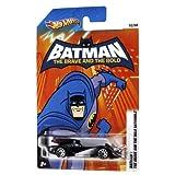 Hot Wheels 2012 Batman - The Brave And The Bold Batmobile #02