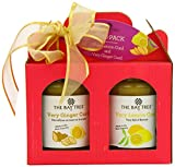 The Bay Tree Food Company Twin Pack Very Lemon and Ginger Curd 310 g
