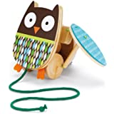 Skip Hop Treetop Owl Pull Toy