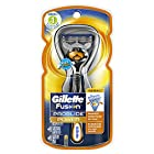 Gillette Fusion Proglide Power Razor With Flexball Handle Technology With 1 Razor Blade for Men